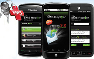 SMS Replier - 1st Driver Safety App to be available on 3 platforms; BlackBerry, Windows,  Android