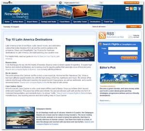 Latin America,Rio,Top10 list,Cheapflights.com,destinations,beach,travel,deal,Mexico,South America