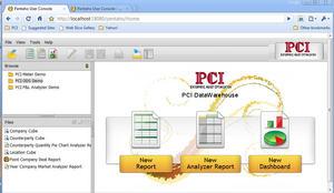 PCI DataWarehouse