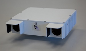 Ruggedized All-Weather Enclosure for a TYZX G3 Embedded Vision System