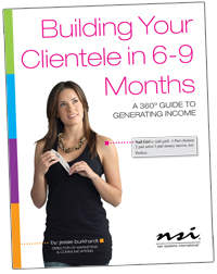 Building Your Clientele in 6-9 Months from NSI - A Guide for Nail Technicians