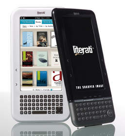 Literati color eReader is affordable, stylish and simple to use.