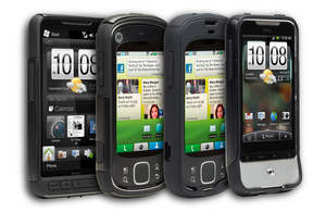 OtterBox Commuter Series and Impact Series cases for HTC and Motorola Devices.
