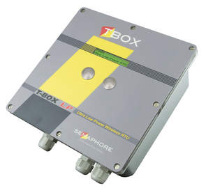 Semaphore T-BOX ultra-low-power wireless RTU