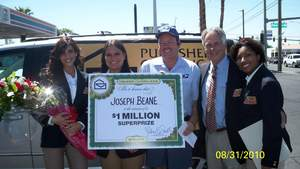 Publishers Clearing House Newest $1 Million Sweepstakes Winner Joe