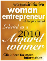 Woman Entrepreneur of the Year Award