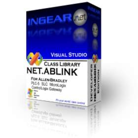 New INGEAR NET.ABLINK version 3.0 software from CimQuest INGEAR