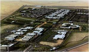 Alanod-Solar in World's Largest Solar Thermal Project at Princess Noura Bint Abdulrahman University for Women in Riyadh, Saudi Arabia