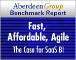 Aberdeen Benchmark Report: Fast, Agile, Affordable - the Case for SaaS BI