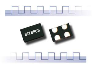 SiTime's SiT8503 - KiloHertz (kHz) Frequency Silicon MEMS Clock Oscillator
