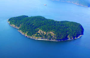 The 216-acre island has been a family retreat for 43 years and is completely self-contained