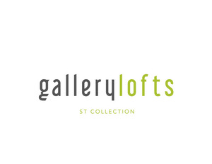 Gallery Lofts logo, lofts