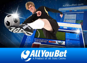 AllYouBet sports book - a product of All Slots Casino