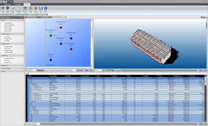 View the current version of the budget, estimate, and BIM model all in Vico Office