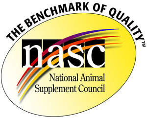 NASC Quality Seal Program, NASC, animal supplement council, supplements