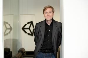Unity Technologies CEO David Helgason