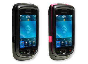OtterBox Commuter Series cases for BlackBerry Torch.