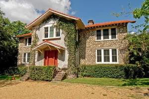 Coconut Grove Historic Home on Old Kent Road Today