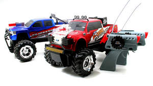 Jada Toys Battle Machines Radio Control Laser Combat Tag Twin Pack