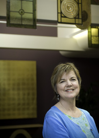 Jaan Ferree specializes in chapel design, healthcare interior design, sanctuary designs and retreats