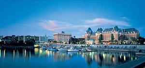 The Fairmont Empress, Victoria Resort Hotel