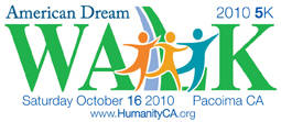 Habitat for Humanity's American Dream Walk