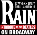 RAIN - A Tribute to the Beatles on Broadway