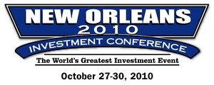 2010 New Orleans Investment Conference