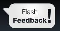 flash feedback, client opinions, website feedback, website feedback form, website survey, website ap
