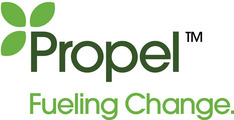 Propel Fuels Logo