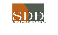 logo for SDD Global Solutions, legal outsourcing, legal process outsourcing / LPO / KPO