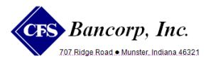 CFS Bancorp, Inc.