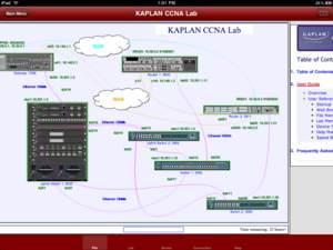 KAPLAN CCNA Lab