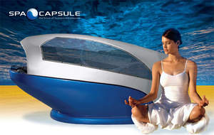 Spa Capsule... Life Is Good!