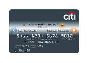 Citi 2G Credit Cards