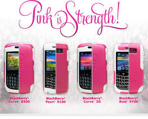 OtterBox 'Strength' Cases for BlackBerry Devices