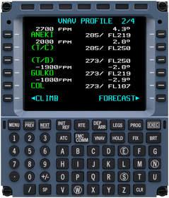 Esterline CMC CMA-9000 Flight Management System