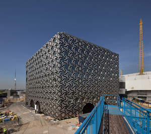 Ravensbourne chooses Cisco to transform new campus ahead of London 2012
