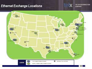 Telx, Ethernet Exchange