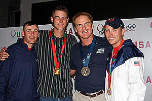 Olympians work with Dan Vitchoff and PA Hypnosis Center