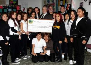Ten Soledad Enrichment Action charter schools receive education grants totaling $50,000 from the Barona Band of Mission Indians.