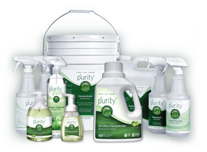 pHurity Green Cleaning and Personal Care Products