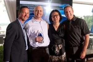 Newegg receives Microsoft's OEM Launch Partner of the Year Award