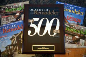 Top 500 Remodeler Award