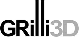 GRilli3D Logo