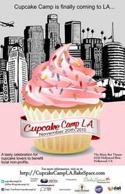 Cupcake Camp L.A.