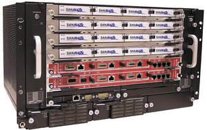 SANBlaze SB-IPV6000 - 6 slot ATCA solution