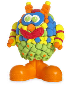 Good Housekeeping's 2010 Best Toy Awards: Crayola's Model Magic Presto Dots won't stick to most surfaces, but molds easily to the monster-making forms. Load the dot-making tool to design colorfully bumpy creatures ($12; ages 5+).