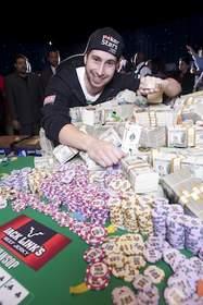 Jonathan Duhamel, PokerStars.net, WSOP 2010