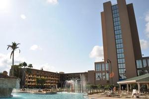 The 626-room Wyndham Lake Buena Vista Resort, an official Walt Disney World® hotel